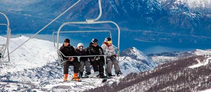 El cerro Catedral en Bariloche reabre al turismo tras más de 100 días cerrado