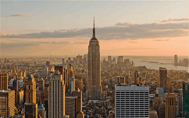 Empire State de Nueva York reabrió hoy al público 1