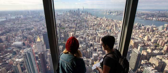 El Empire State de Nueva York reabre nuevamente sus puertas al público
