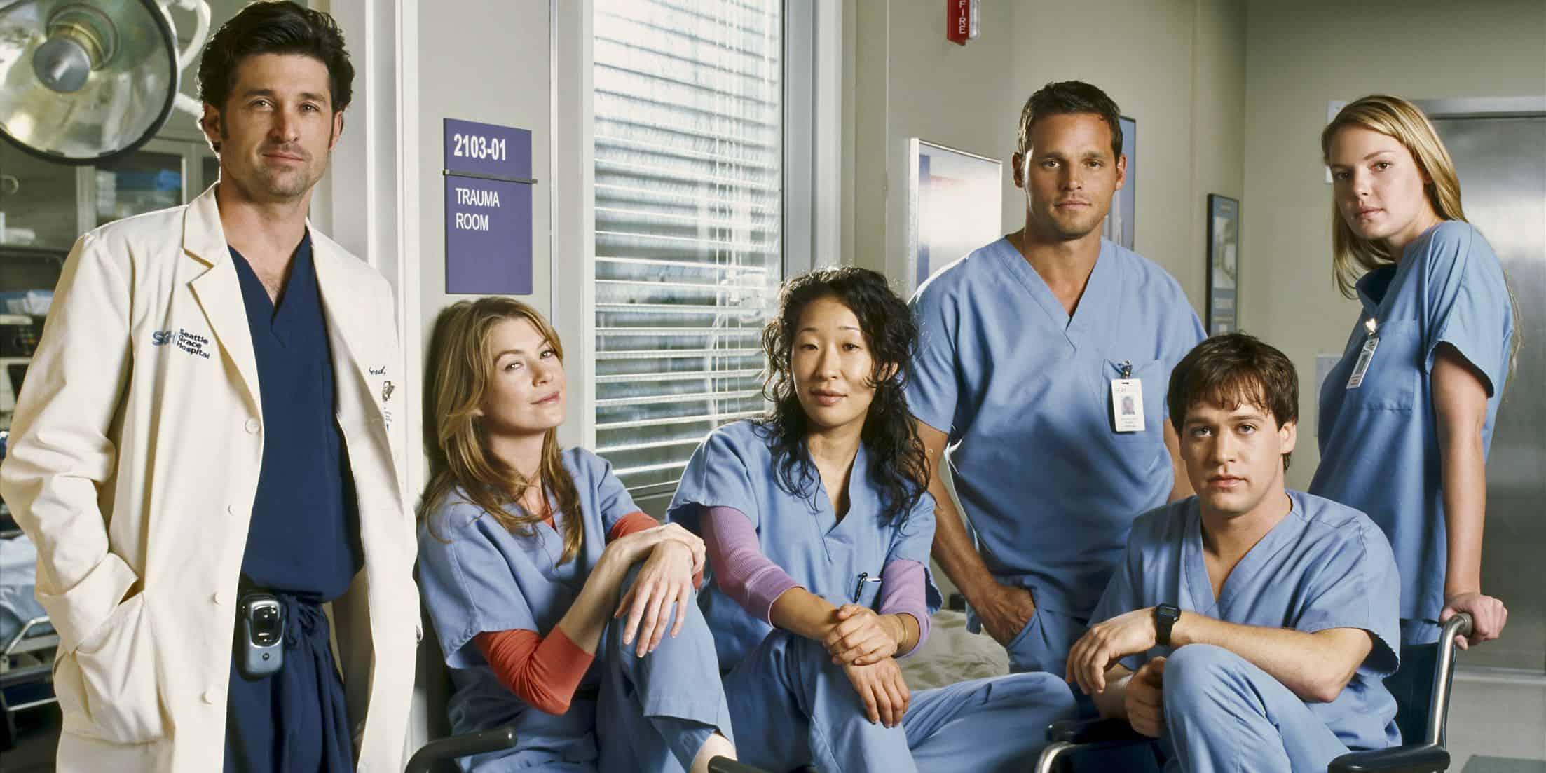 Grey's Anatomy trabaja en una nueva temporada con el COVID-19 como protagonista 1