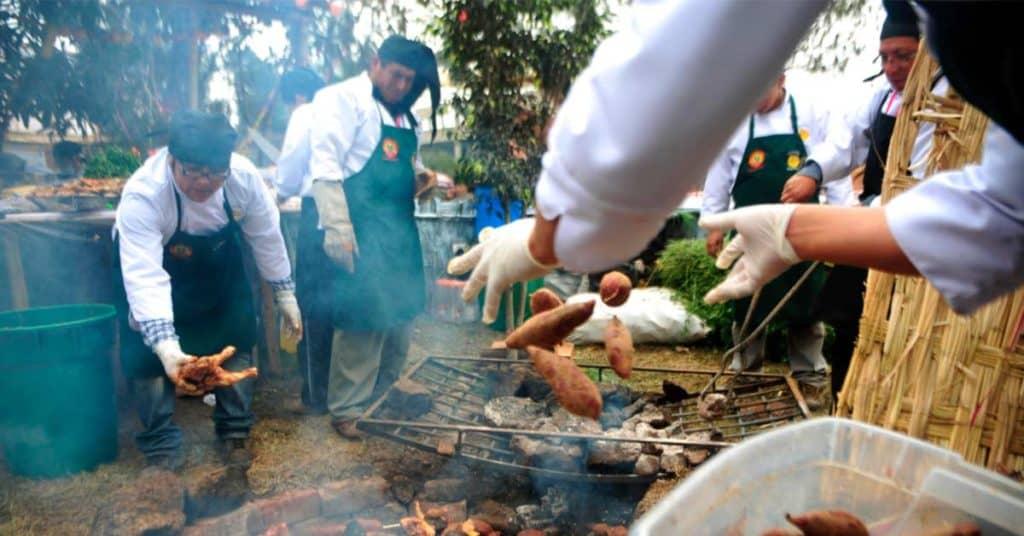 Que comer en Peru peru comida