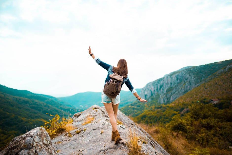 Necesito juntar fuerzas para irme, el vídeo que debes ver si buscas emprender un viaje personal 1