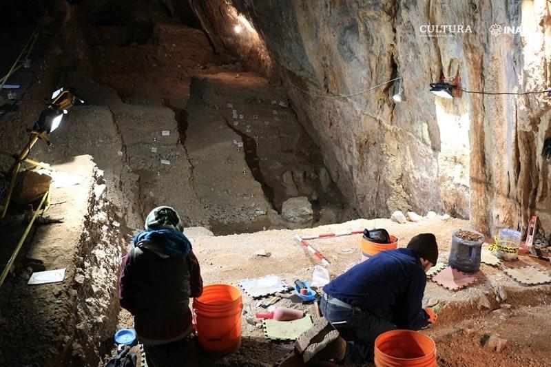 Cueva Chiquihuite