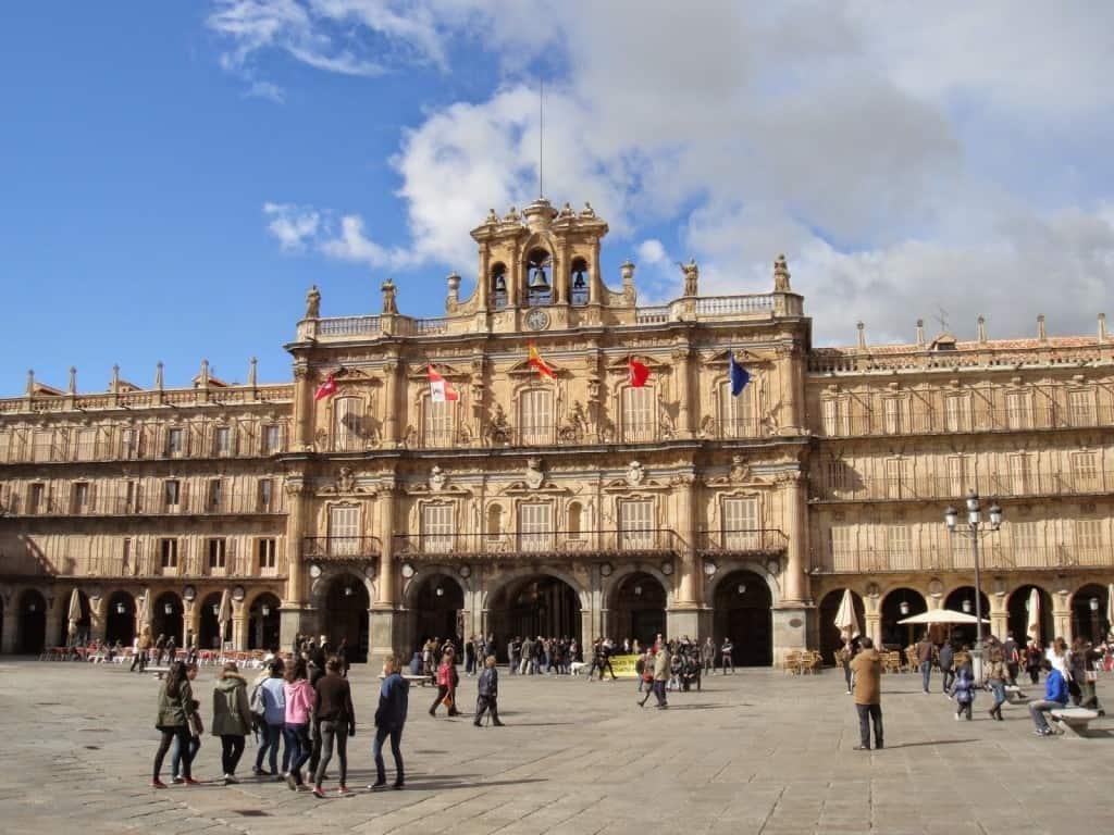 Imagen Ruta Vía De La Plata Salamanca