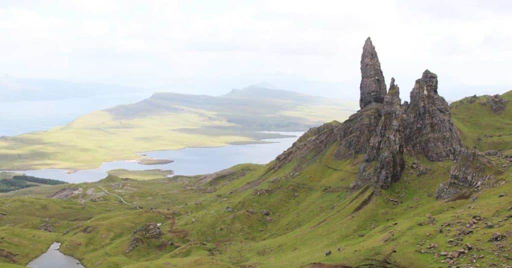Qué conocer en Escocia