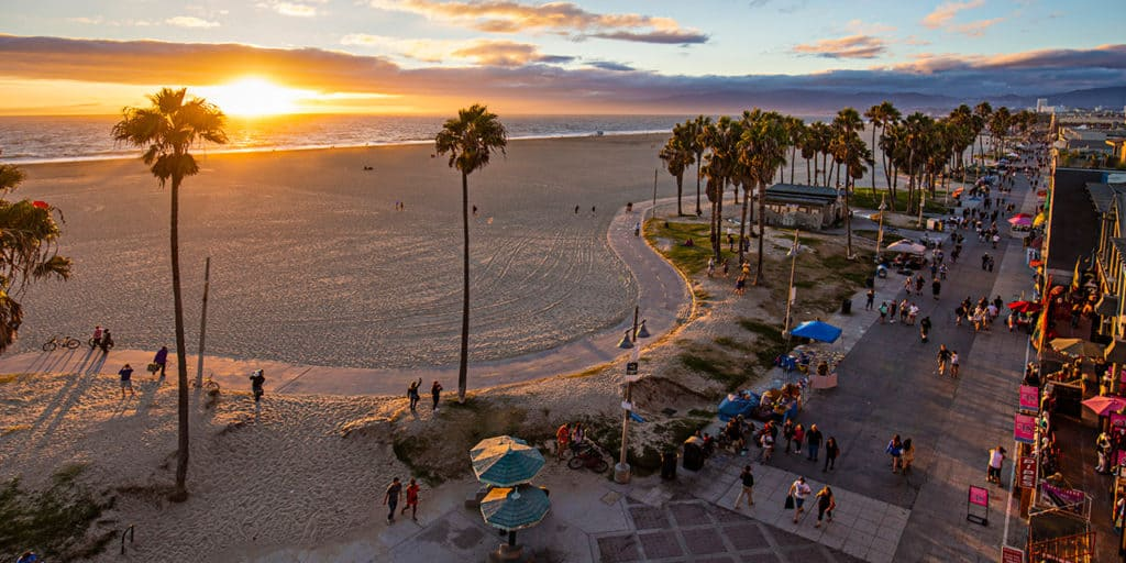 California venice