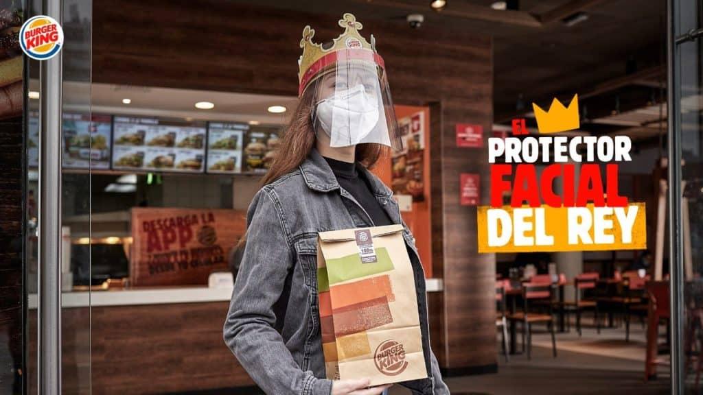 Corona Burger King
