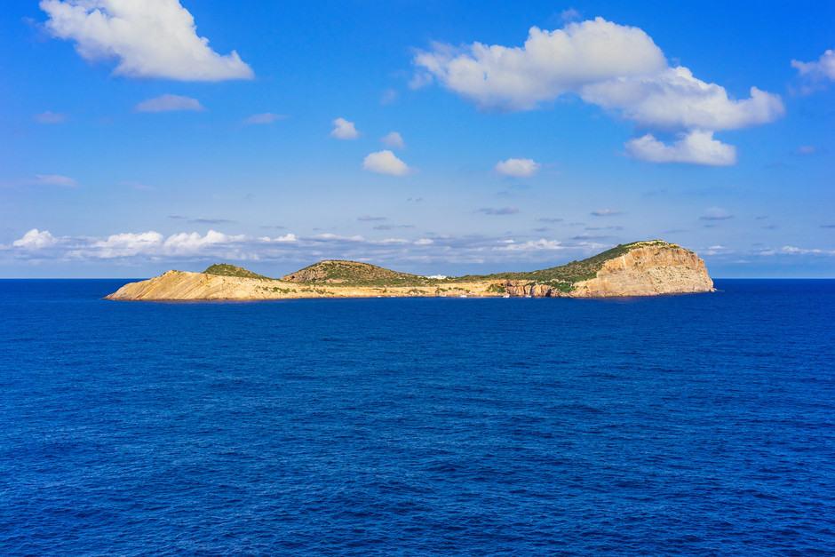 isla balear de Tagomago