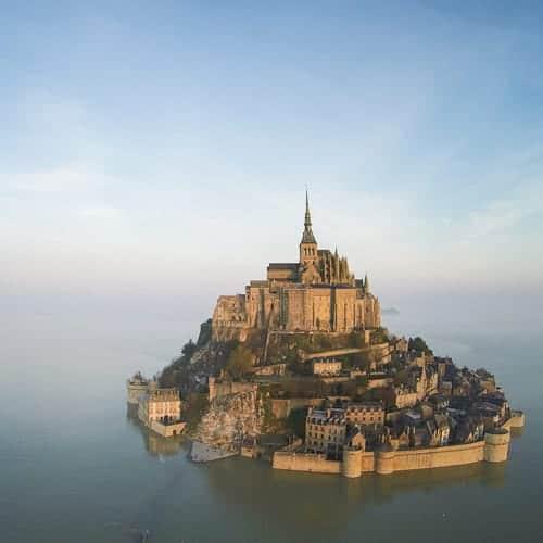 Visitar El Monte Saint-Michel