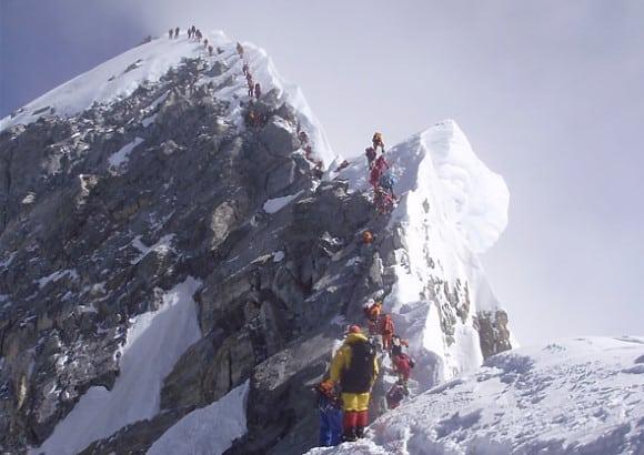 expediciones al Monte Everest