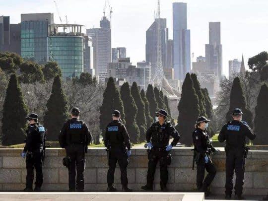 Melbourne habrá toque de queda nocturno