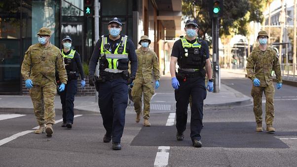 Australia anuncia su peor reporte diario de COVID-19 desde el inicio de la pandemia