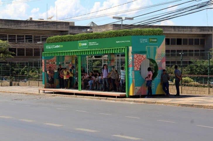 bus parada