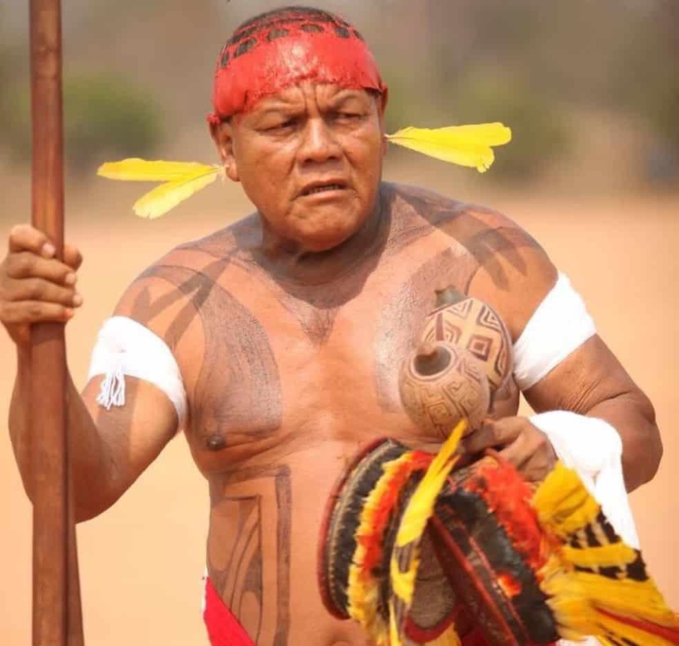 cacique Aritana Yawalapiti