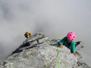 Montaña Piz Badile