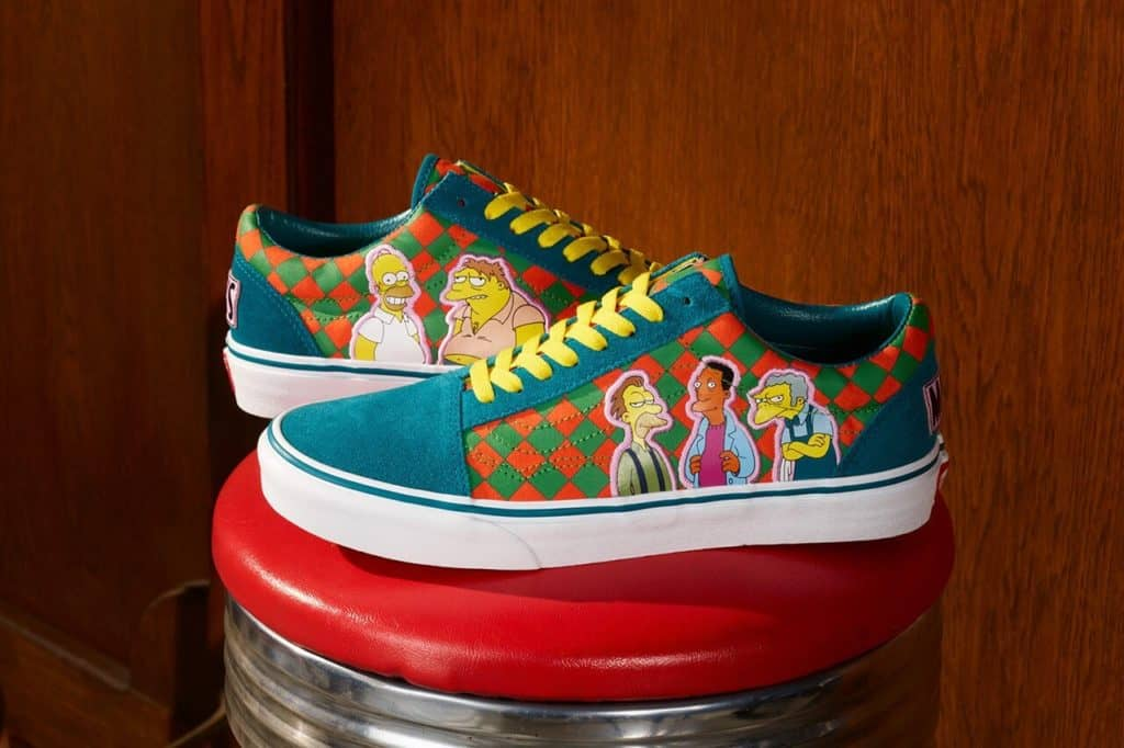 Vans x The Simpsons