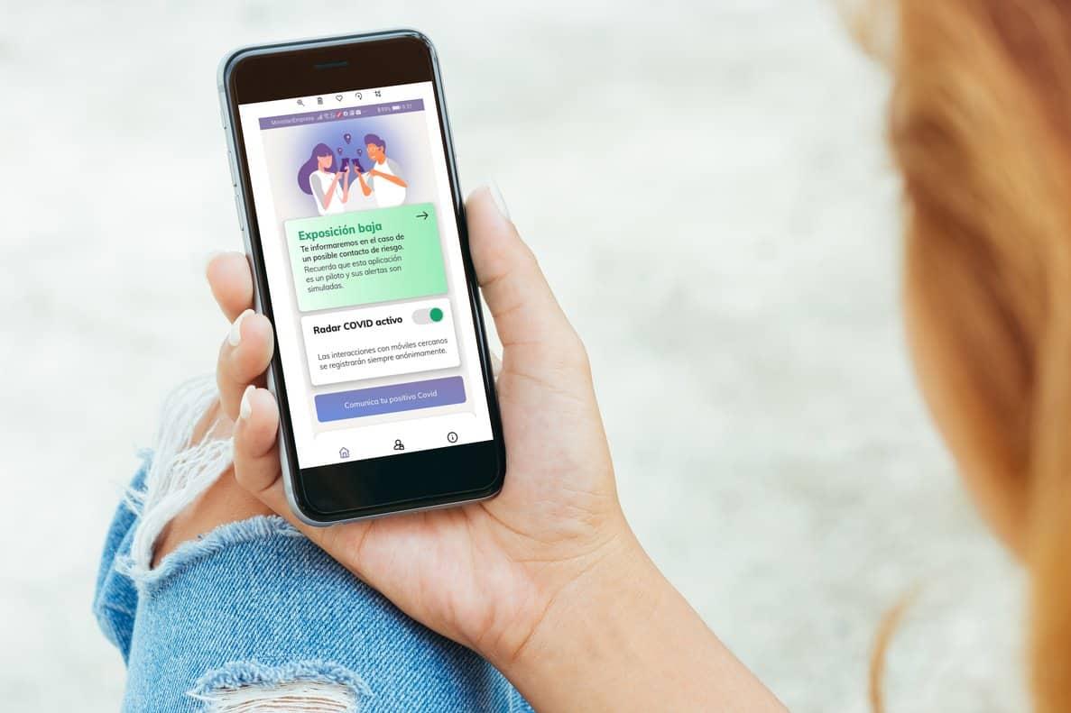España recomienda a sus residentes usar Radar COVID, una nueva app para rastreo de casos 1
