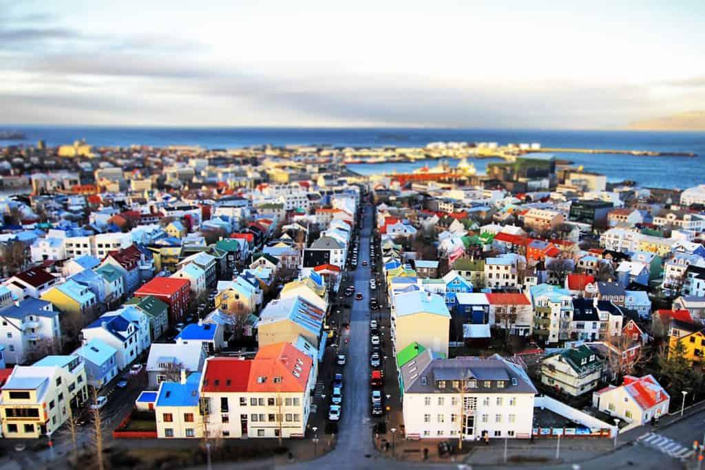 imagen Islandia Reykjavi%CC%81k