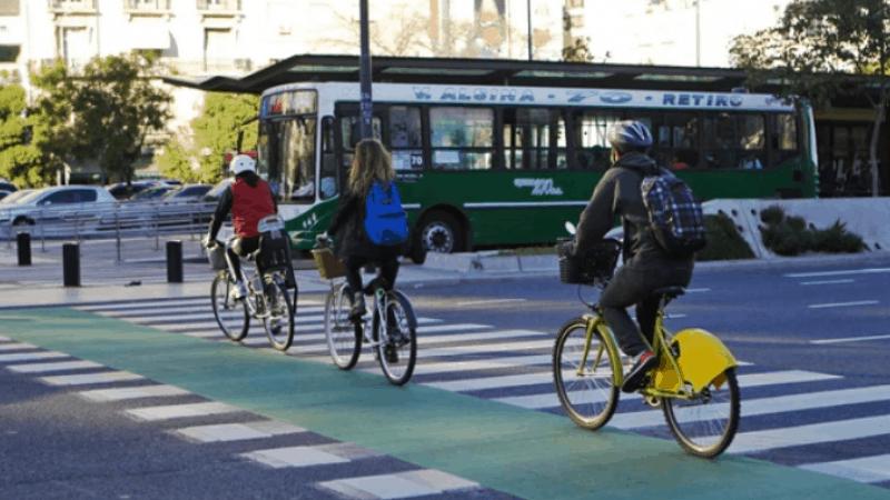 Buenos Aires marca récord de uso de bicicleta en plena pandemia registran un 114% más de viajes en comparación al 2019 2