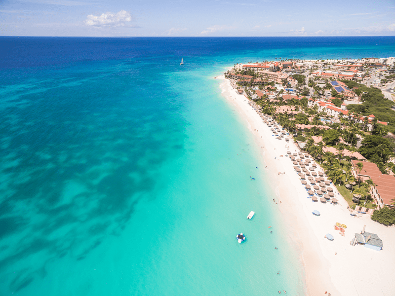 viajar a Aruba