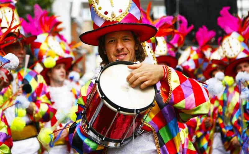 Carnaval de Notting Hill 2020 de Londres