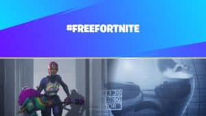 Fortnite enfrenta a Apple y Google