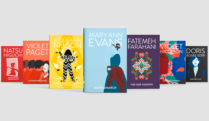 imagen colección de libros de mujeres escritoras Lanzan una coleccion de libros de mujeres escritoras que debieron esconderse detras de seudonimos masculinos para publicar sus obras 1
