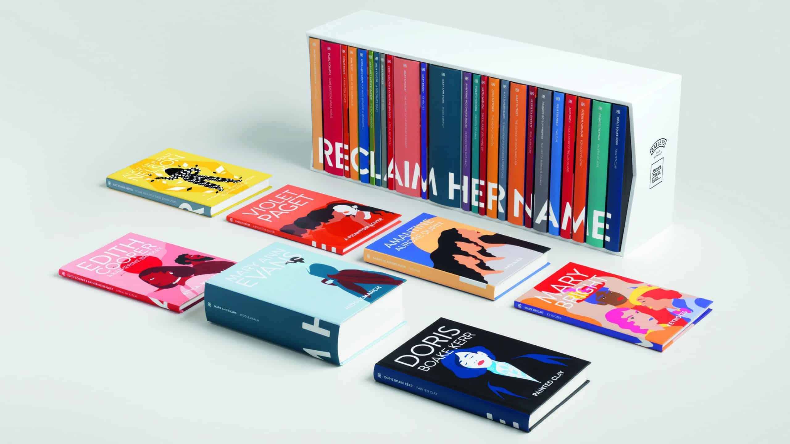 Lanzan una colección de libros de mujeres escritoras que debieron esconderse detrás de seudónimos masculinos para publicar sus obras 2