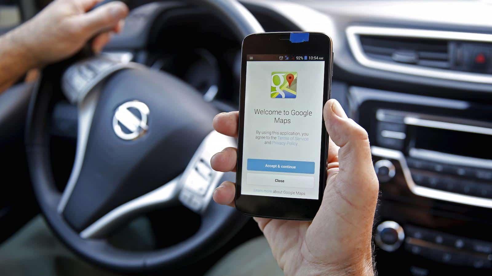 Google Maps rediseña sus mapas