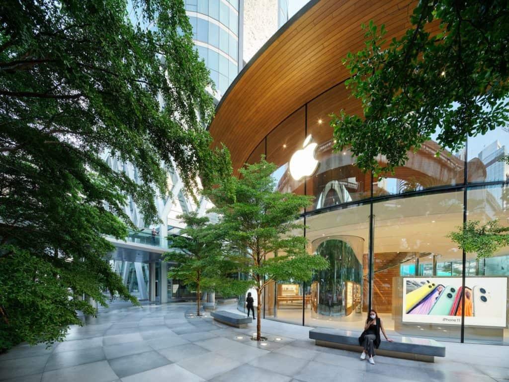 Apple Store de Bangkok
