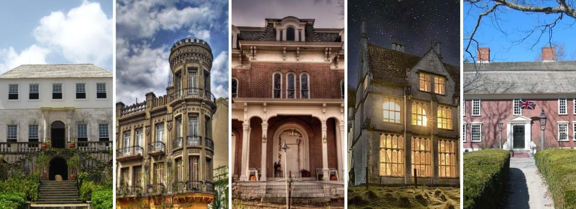 Casas embrujadas que puedes visitar