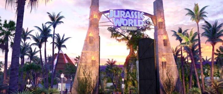 Universal Studios anuncia que el nuevo parque temático de Jurassic World abrirá en Beijing el próximo año