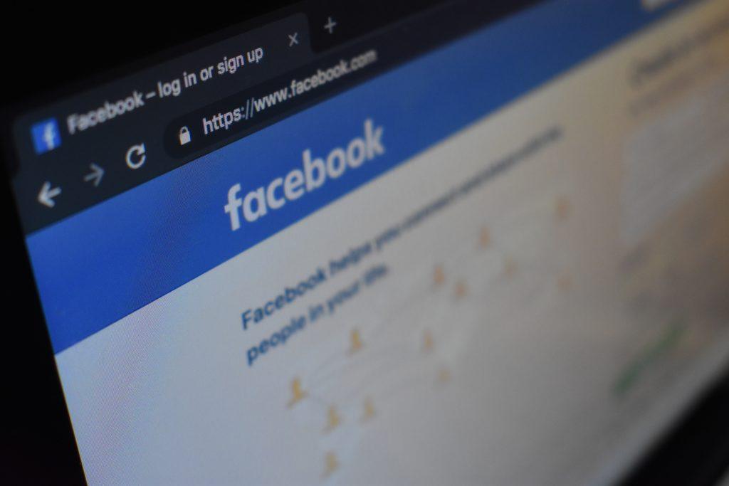 facebook, diseño viejo