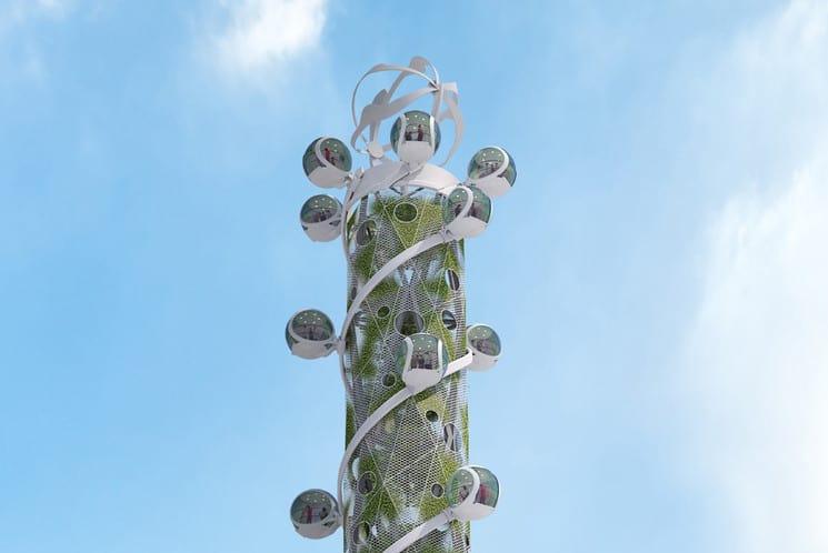 primer mirador panorámico sostenible del mundo