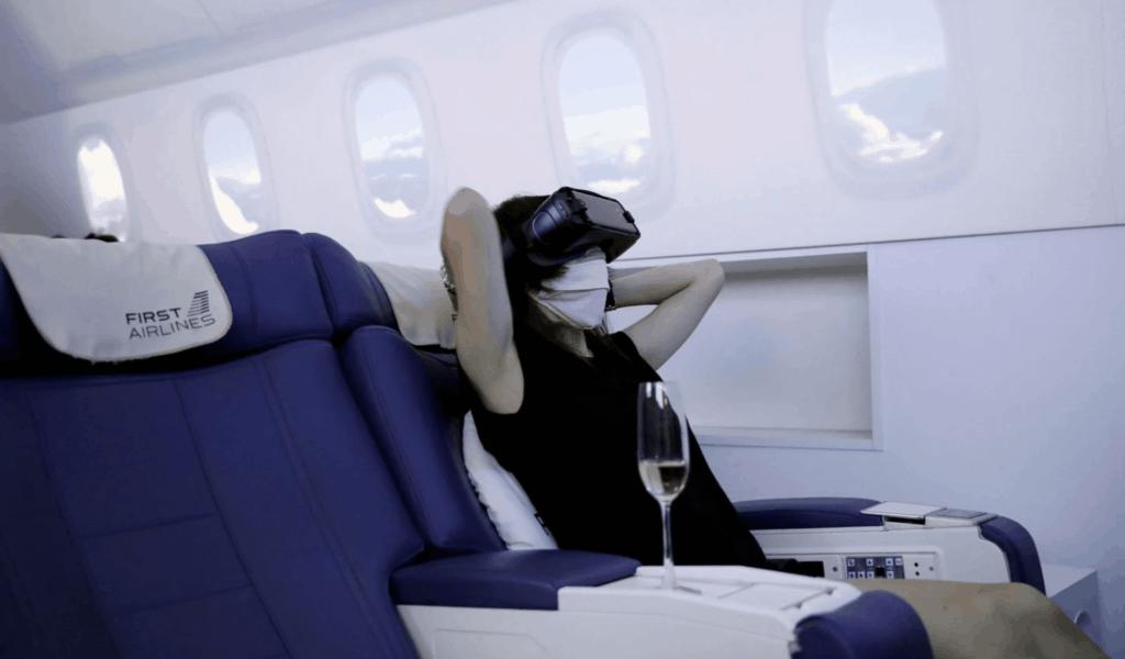viajar con realidad virtual
