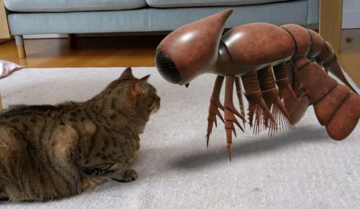 Google permite interactuar con animales prehistóricos utilizando realidad aumentada