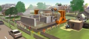 Impresoras 3D podrían contribuir a construcciones más ecológicas utilizando suelo local