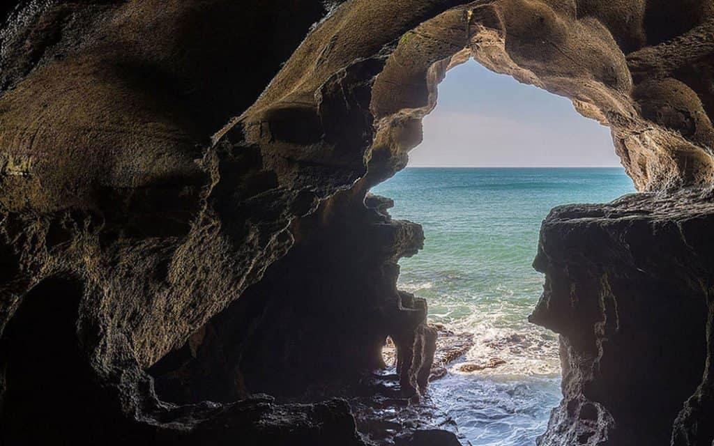 Video Filmado En Cuevas De Hércules En Tánger, Marruecos