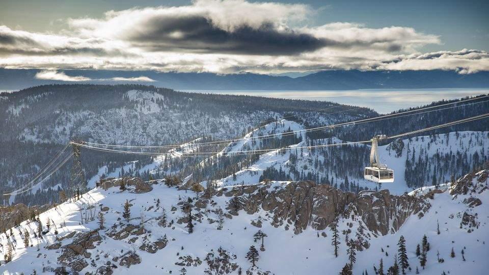 centro de esquí Squaw Valley