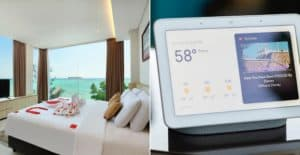 """Google ofrece su Asistente de voz en hoteles para poder tener una estadía con modalidad """"manos libres"""""""