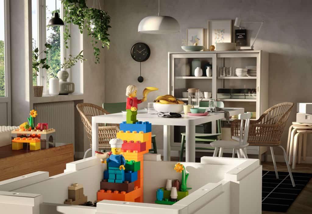 Imagen Ikea Y Lego Lanzan Una Colección De Cajas Ikea Y Lego Lanzan Una Coleccion De Cajas Juguete Ideales Para Guardar Cosas Y Decorar Habitaciones 3