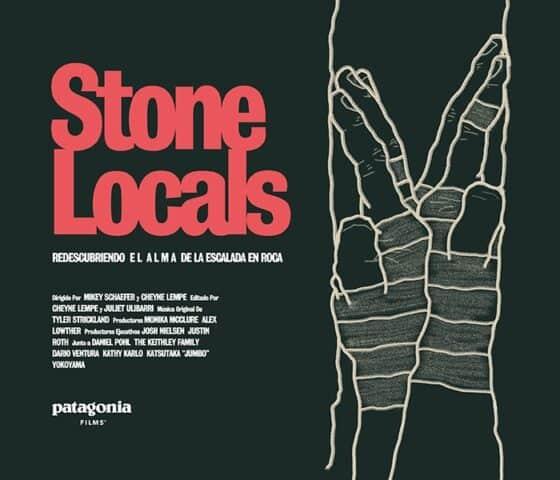 """Estrenan """"Stone Locals"""" un documental sobre la escalada como estilo de vida producido por Patagonia"""