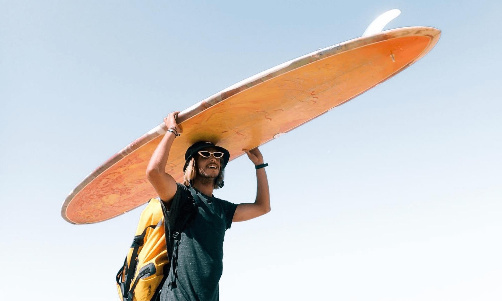 Campamentos de surf un nuevo concepto de viajes y aventura para descubrir en diferentes puntos del mundo 1