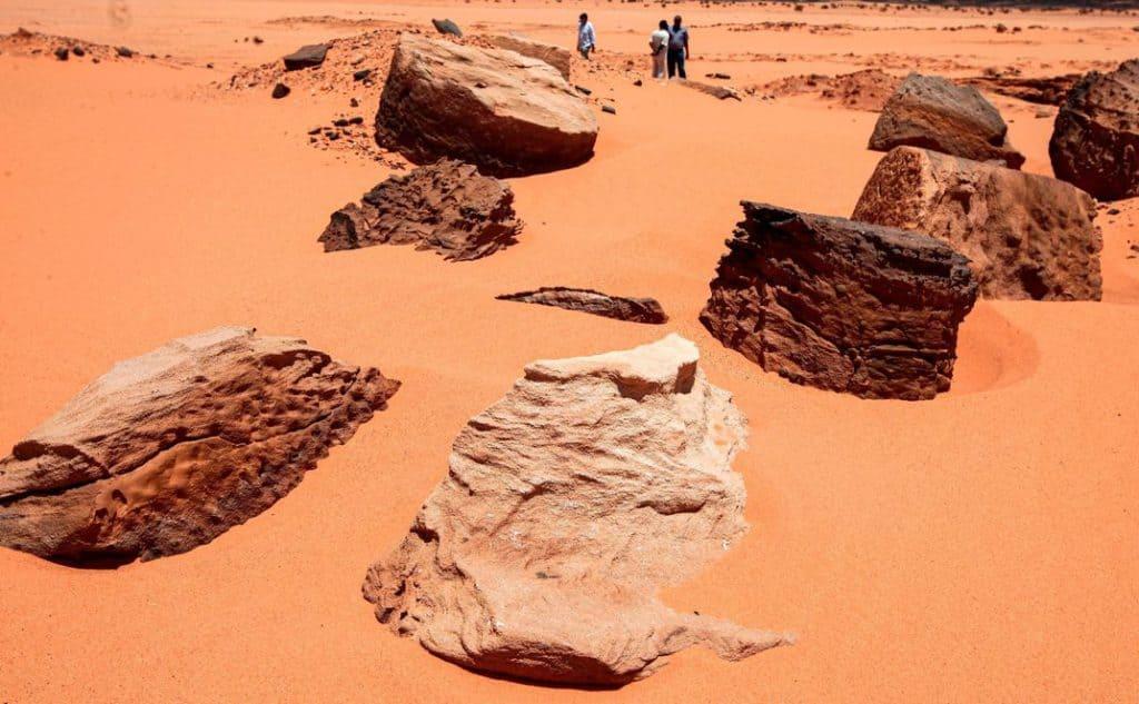 Sudán: buscadores de oro destruyeron un sitio arqueológico de 2000 años de antigüedad