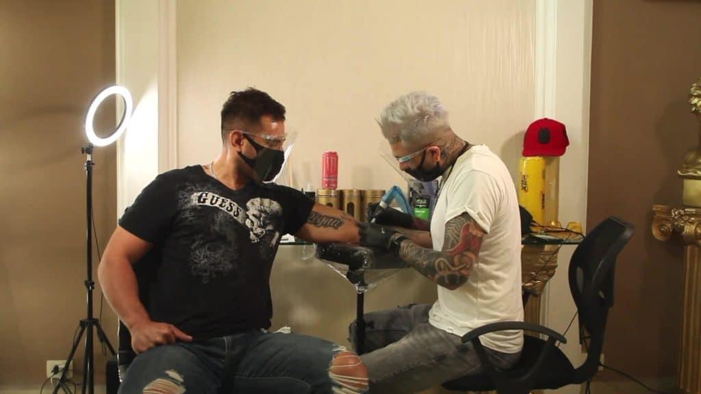Tatuajes Gratis Para Quienes Tuvieron Coronavirus