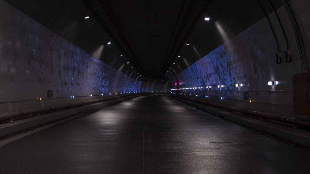 Colombia inaugura hoy el túnel más largo de América Latina con una longitud de 8,65 kilómetros
