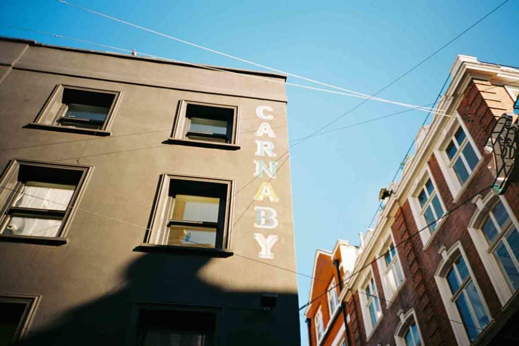 carnaby street carnaby nick page unsplash