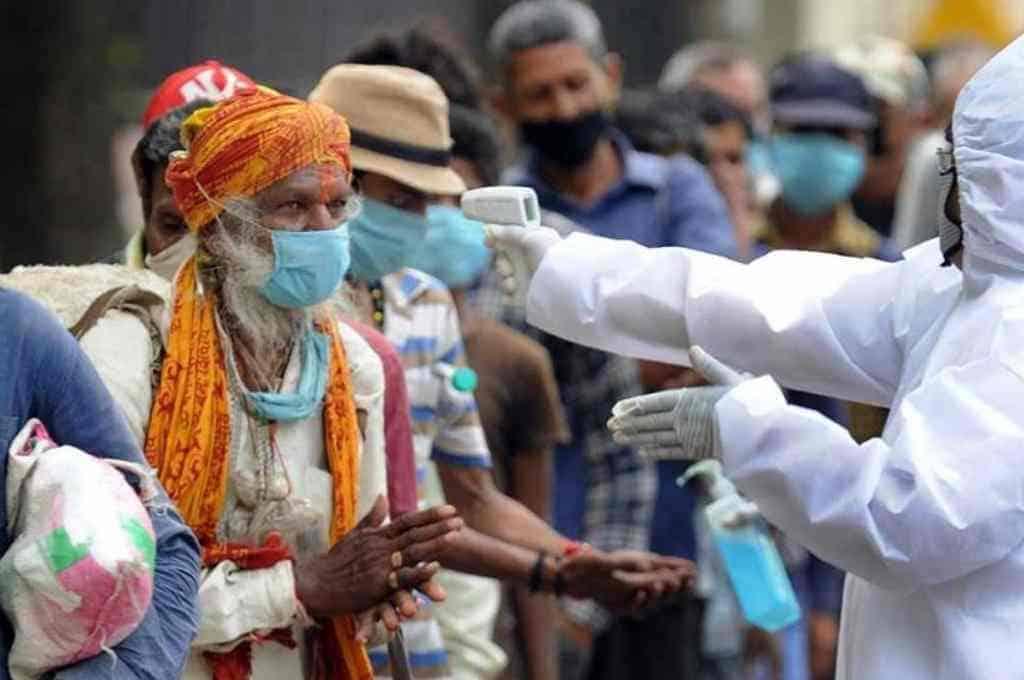 India desplaza a Brasil y se convierte en el segundo país con más casos de COVID-19 en el mundo