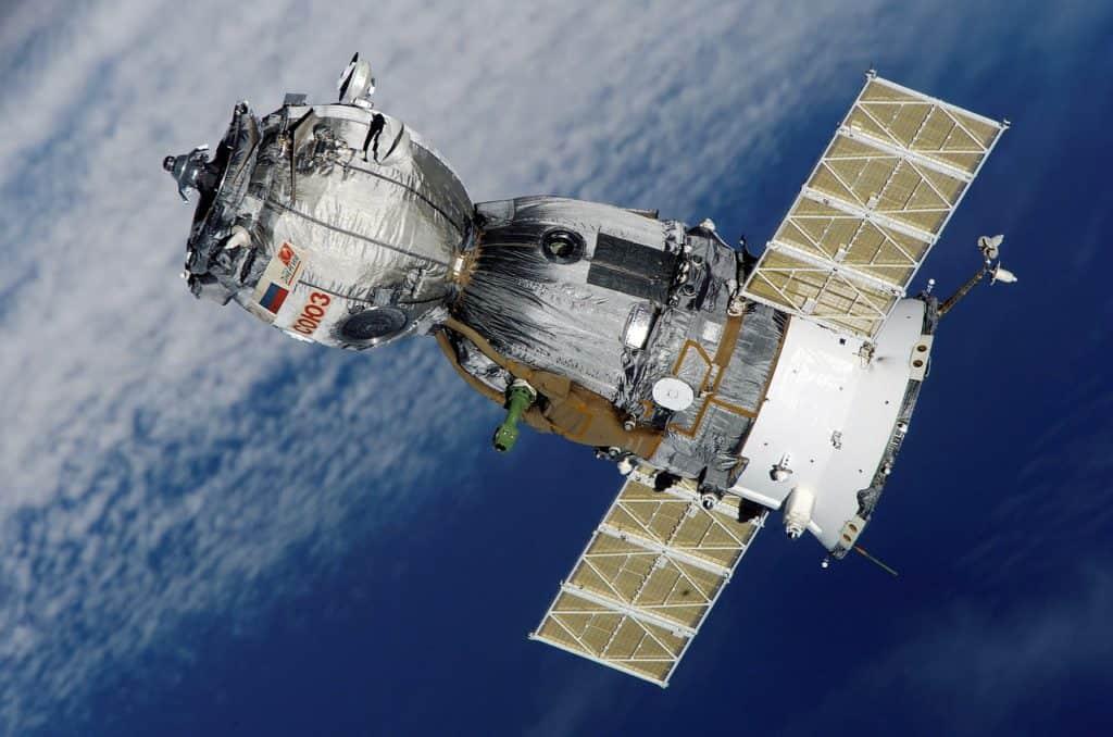 EgyptSat-A, el satelite que permitió registrar el primer vídeo con resolución 4K de la Tierra.