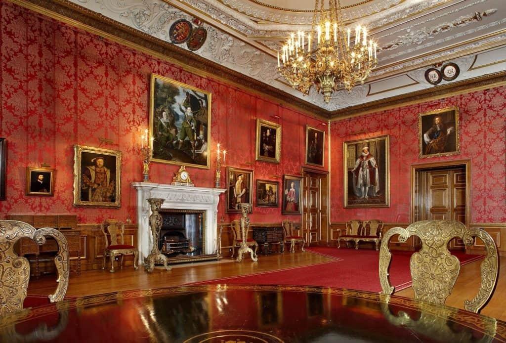 colección de arte del Palacio de Buckingham